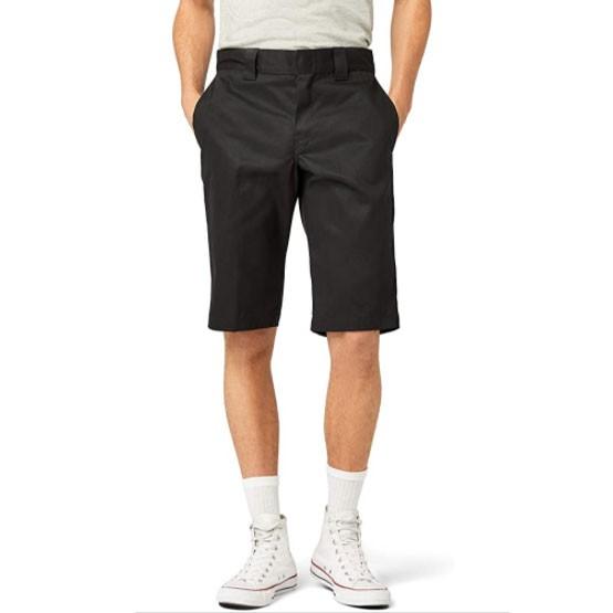 【DICKIES】WR803 Slim Fit Lightweight Work Short 合身窄版 工作短褲