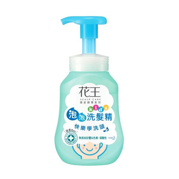 花王植萃弱酸洗髮精兒童專用 300ML