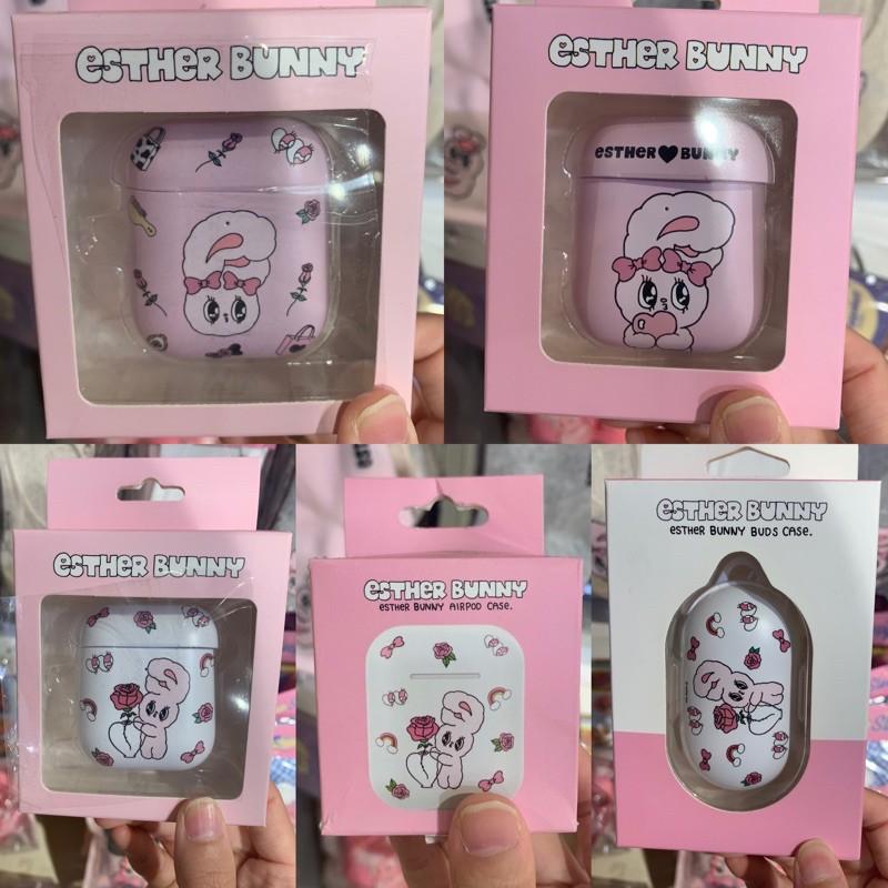 韓國Esther bunny AirPods case/ buds case