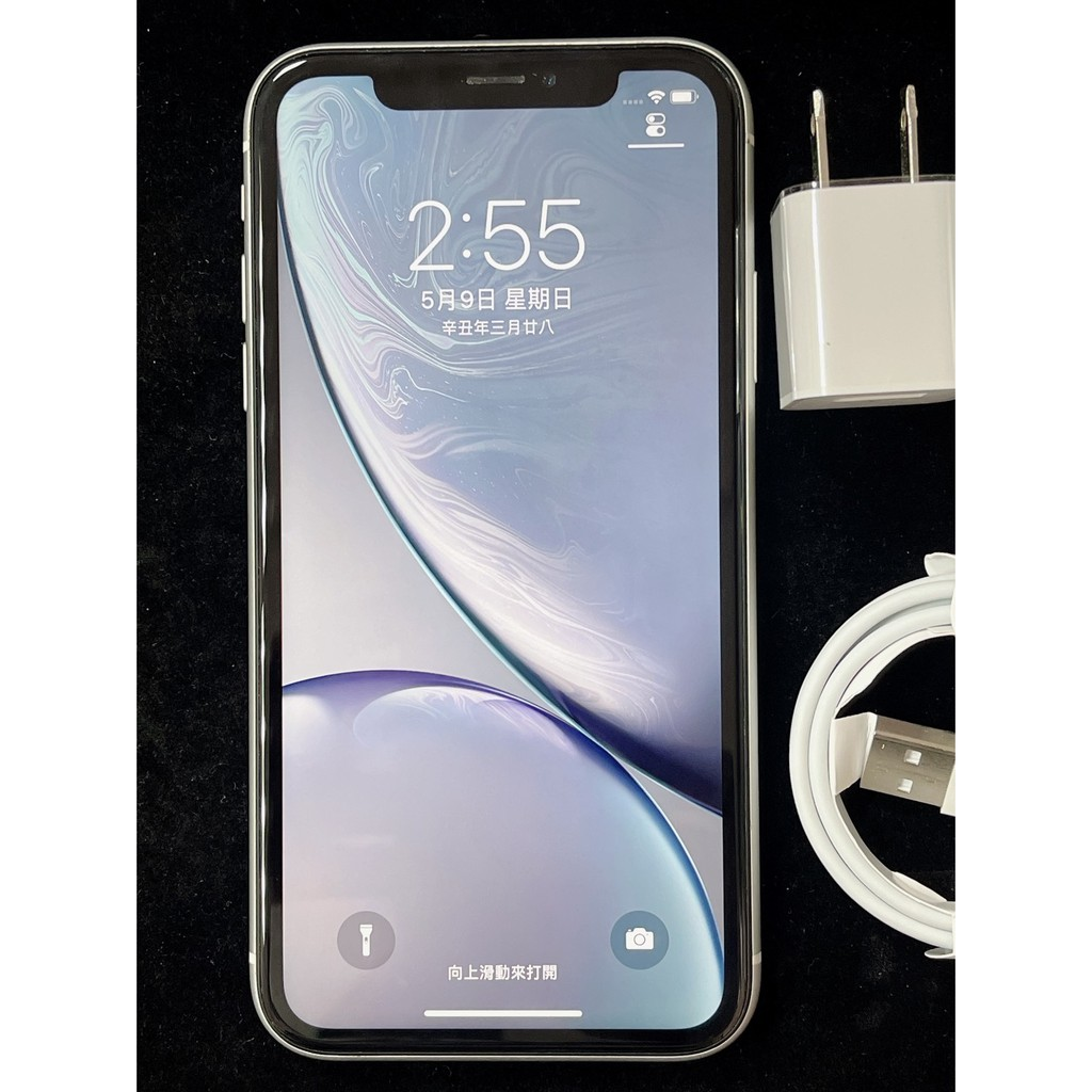 【直購價:10,900元】Apple iPhone XR 256GB 白色 二手機 / 中古機 ( 9成新 )