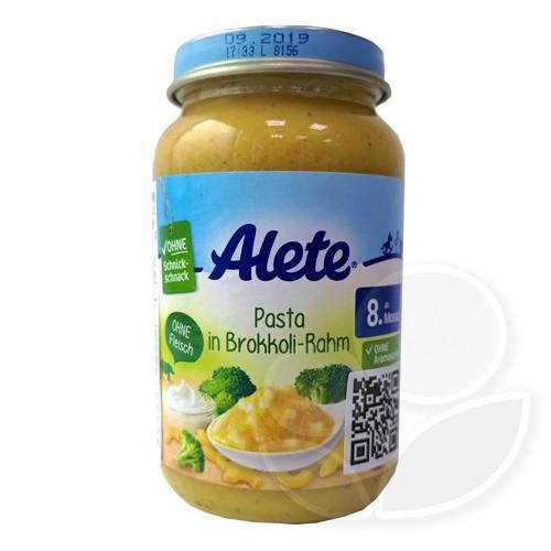 Alete 花椰菜義大利麵(220g)【佳兒園婦幼館】