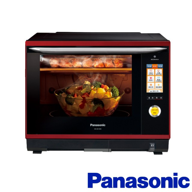 Panasonic 國際牌 可議價32L蒸氣烘烤微波爐NN-BS1000