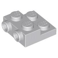 【磚製所】樂高 LEGO  2x2 x 2/3 with 2 Studs on side 99206