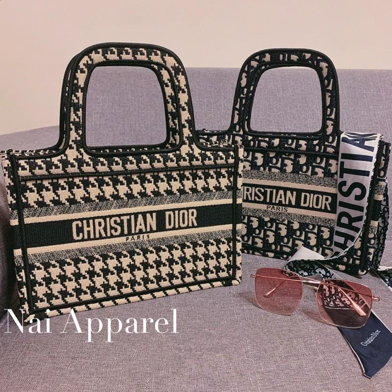 正韓Dior款質感老花mini帆布包 👜