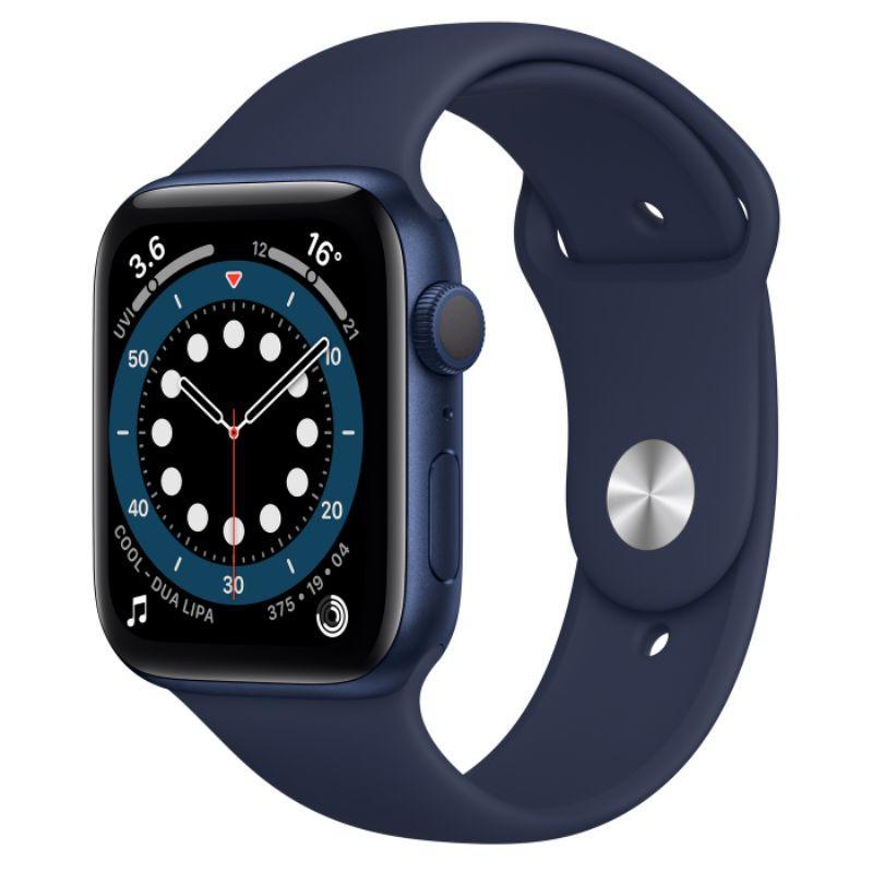 二手  9.5成新   apple watch s6 gps 44mm台南高雄可面交(可議價)