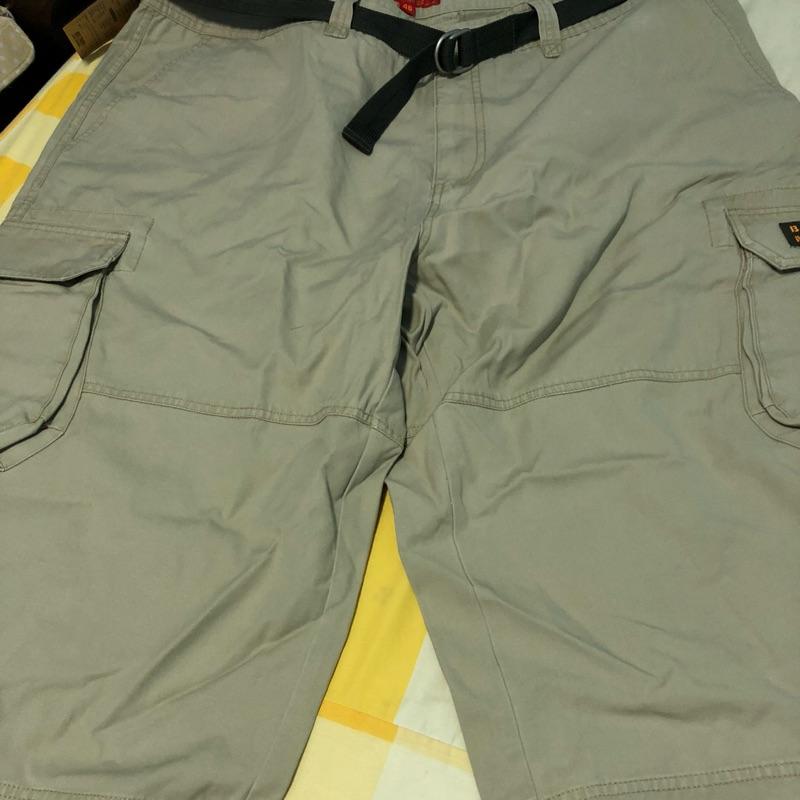 BIG TRAIN 短褲