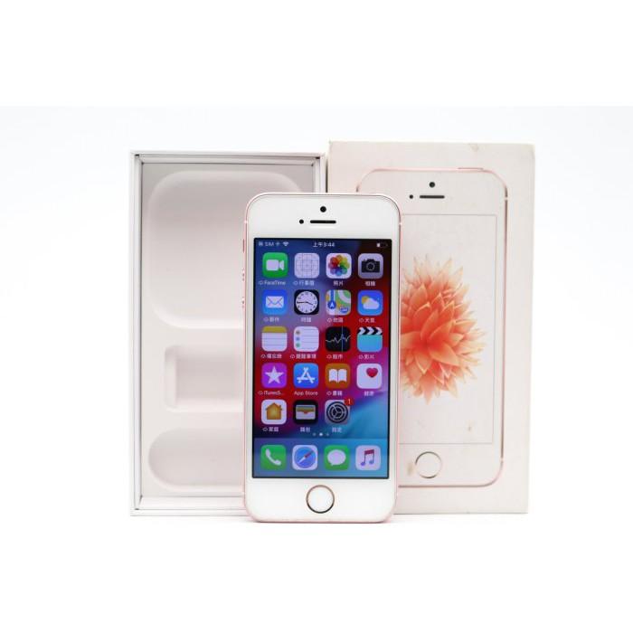 【高雄青蘋果3C】Apple iPhone SE 16GB 16G 玫瑰金 蘋果手機 #31903