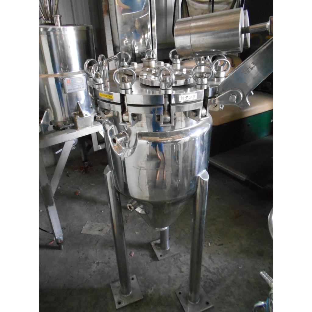 【壓力桶】日本制 白鐵桶 油桶【專業二手儀器/價格超優惠/熱忱服務/交貨快速】