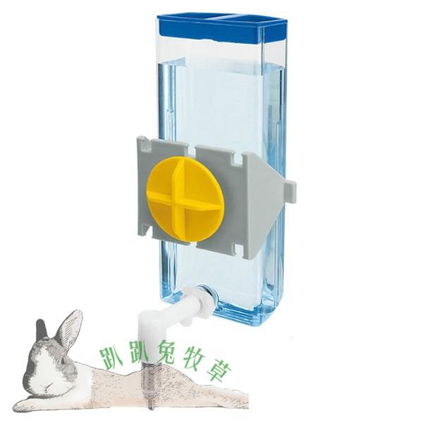 ◆趴趴兔牧草◆義大利 飛寶 Ferplast 頂針式 撞針式 飲水器 600ml 兔 天竺鼠