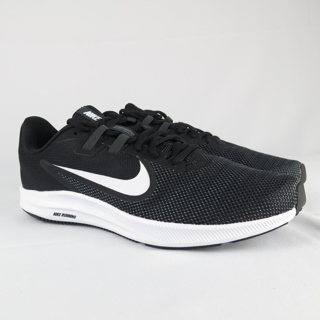 NIKE DOWNSHIFTER 9 慢跑鞋 正品 AQ7481002 男款 黑 大尺碼【iSport愛運動】