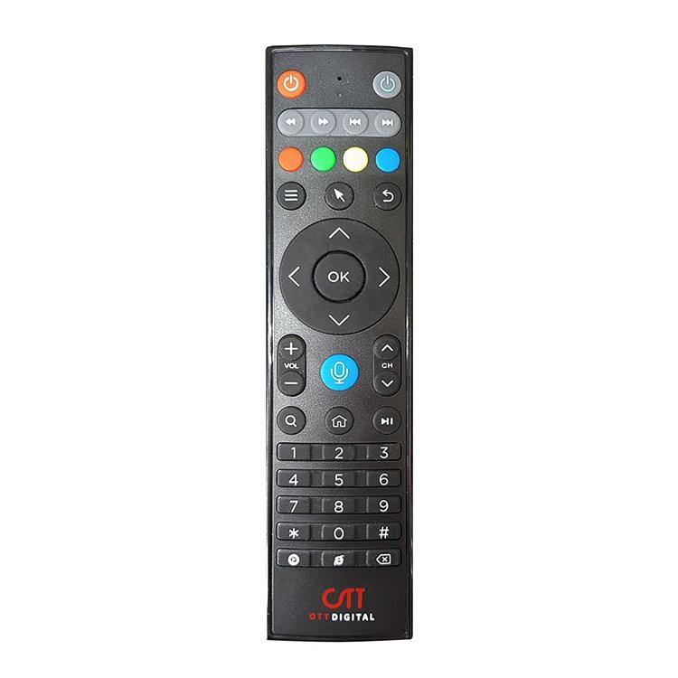 澳德無線體感語音遙控器 P3 電視盒專用 usb孔 強強滾