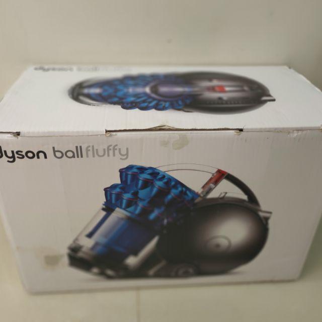Dyson Ball fluffy CY24 藍