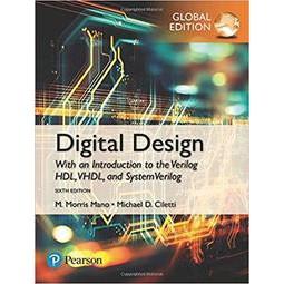 go蝦米 Digital Design 6版 Mano 9781292231167 原文電子1808