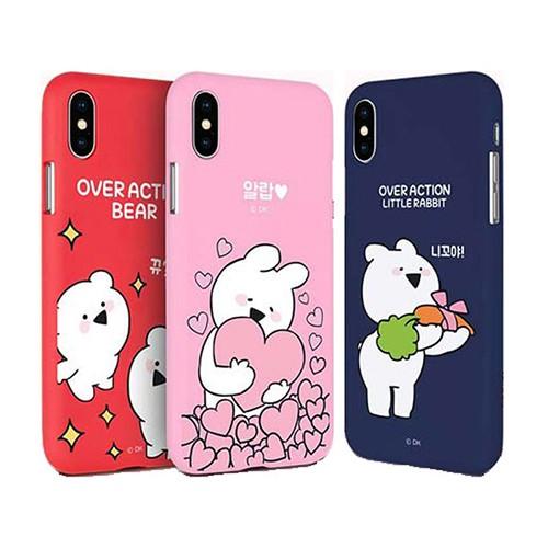 韓國 Overaction 手機殼│軟殼│iPhone X XS MAX XR 11 Pro│z9118