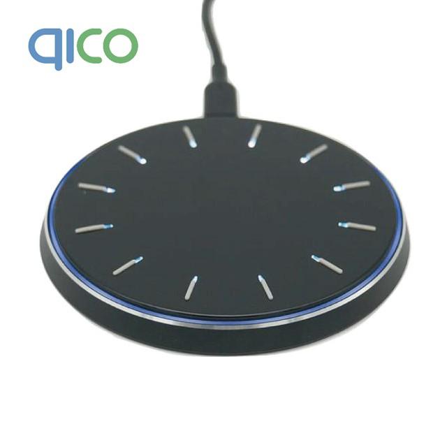 Qico 無線檔案傳輸充電盤 無線充電即備份