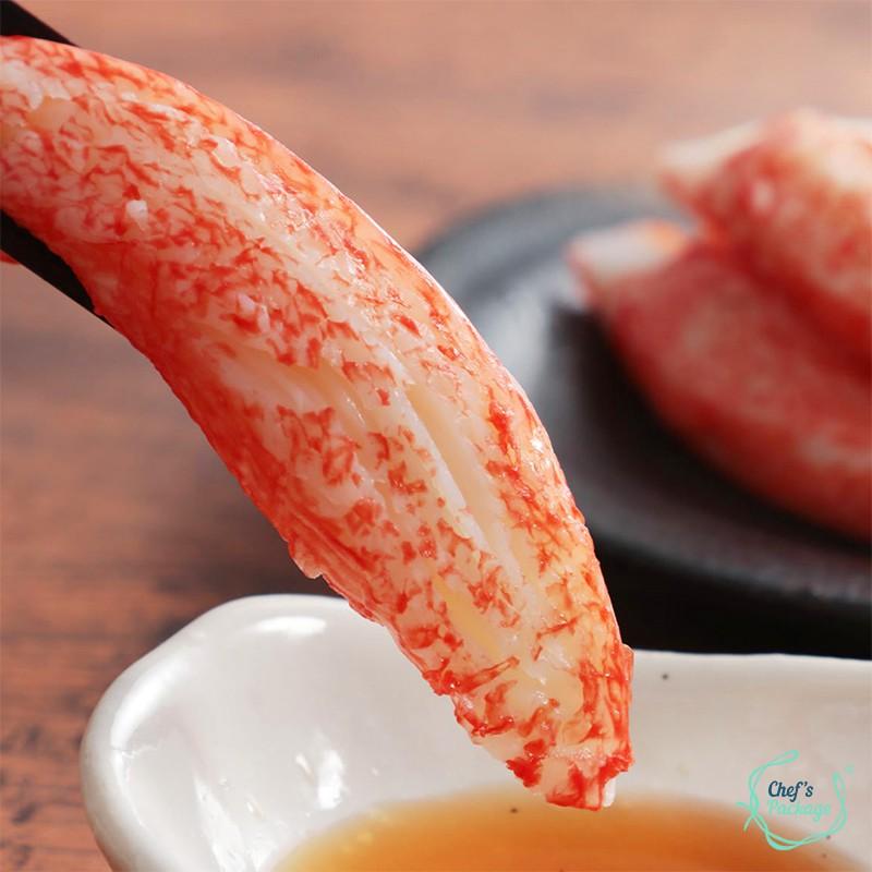 日本【風味巨蟹棒】#蟹肉棒 #螃蟹 #炸物 #唐揚 #海鮮