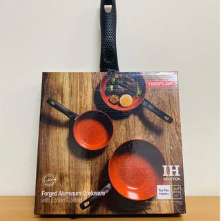 宅配免運【現貨】韓國  NEOFLAM 陶瓷不沾平底鍋 De Chef系列 (26cm) 高雄市