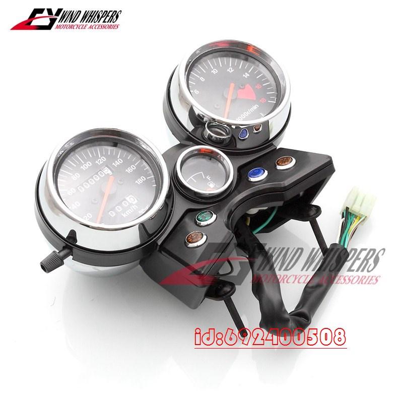 現貨 Motorcycle Speedometer Tachometer Odometer Display Gauges