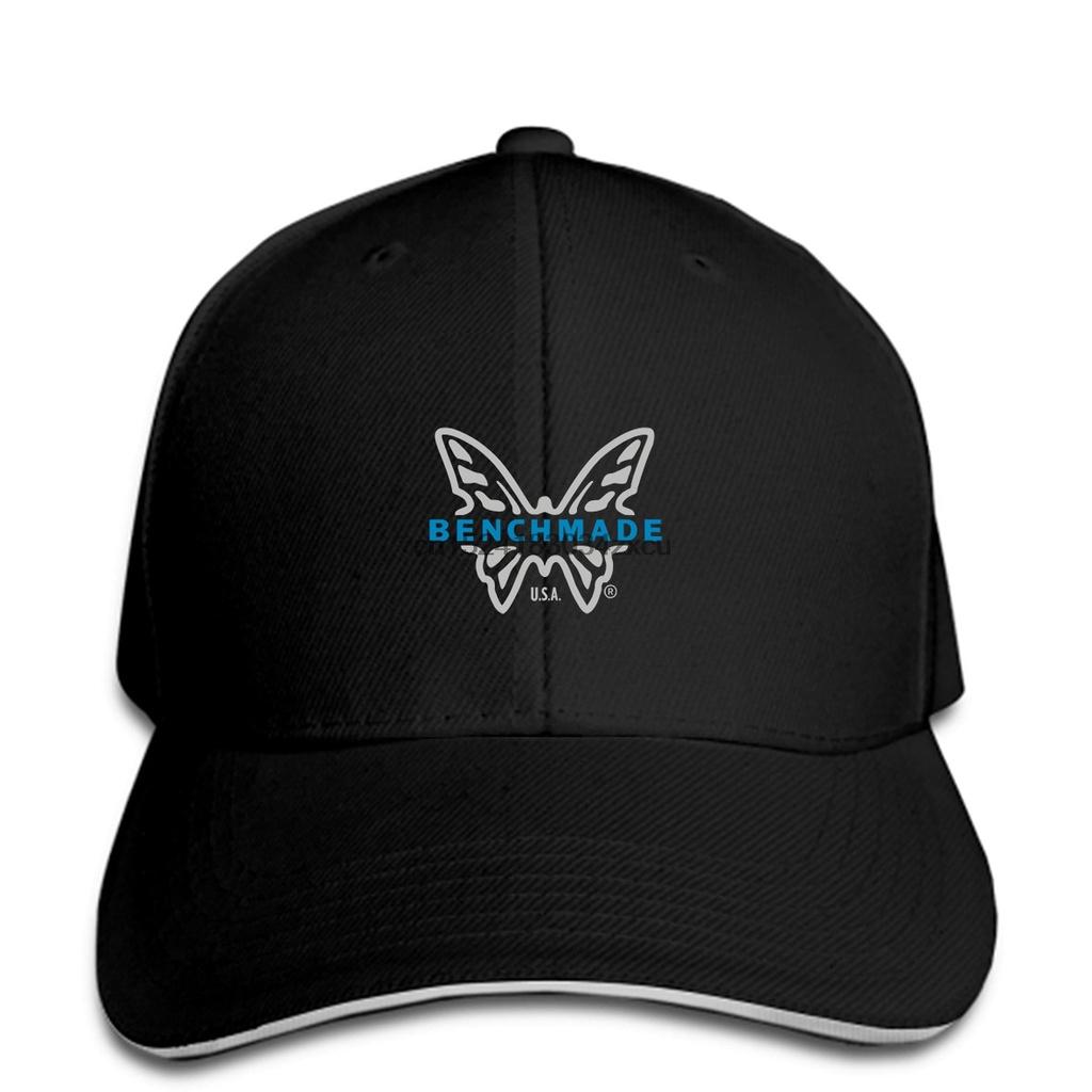 棒球帽新款熱門Benchmade Griptilian折疊刀男士S黑色Snapback帽子超高
