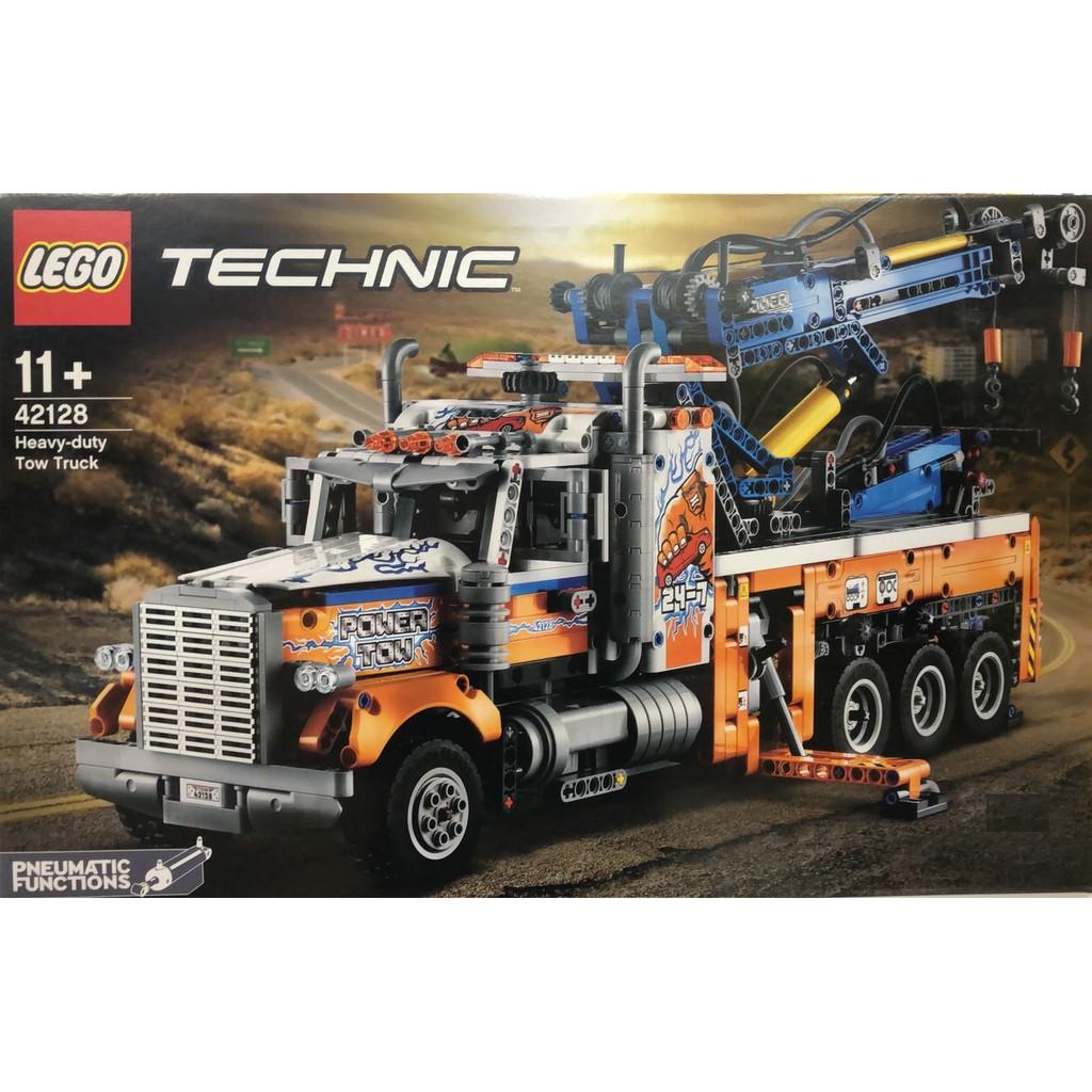 LEGO TECHNIC 42128