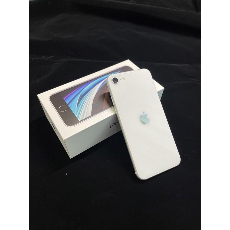 現貨 Apple手機【IPhone SE2】 128g 白色 近全新