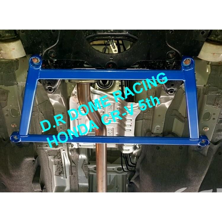 『整備區』D.R DOME RACING CRV5 CR-V 5 前下四點式井字拉桿 HONDA CRV 5 前下拉