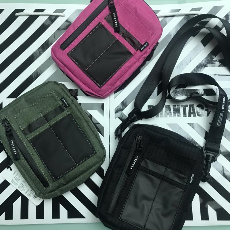 特價現貨 原價1680 PHANTACi MA-1 Pocket Shoulder Bag 小腰包 肩包 雙面都可背