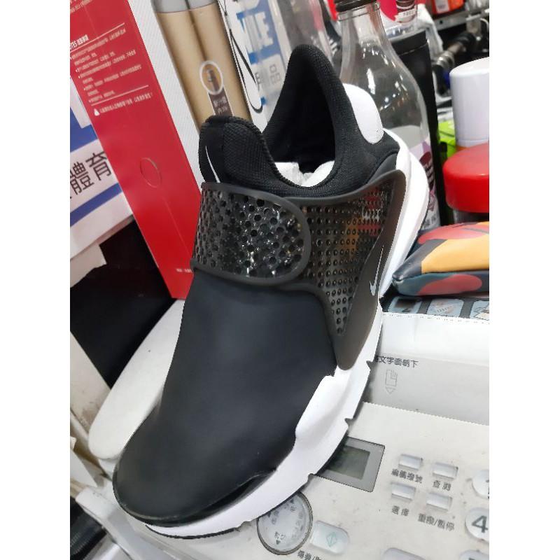 Nike Air Sock Dart 黑白 襪套 防水設計 911404 001 原價3600優惠2600元