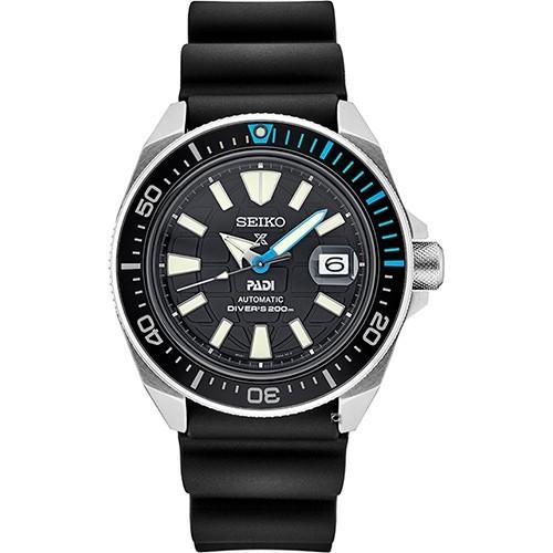 SEIKO精工 Prospex 4R35-03W0I PADI 聯名200米潛水機械錶(SRPG21K1)麗寶錶樂園