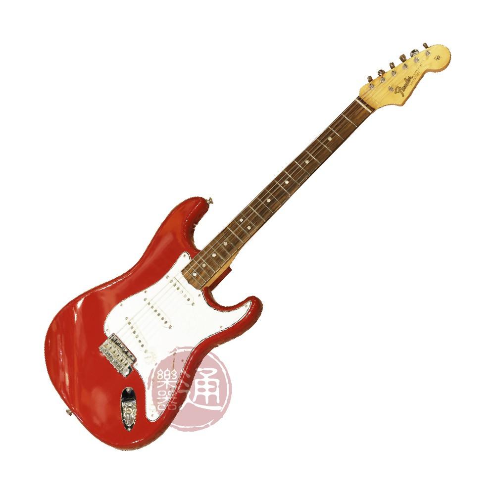 Fender / AM VINT 65 STRAT 2013年 電吉他(Dakota Red)【樂器通】