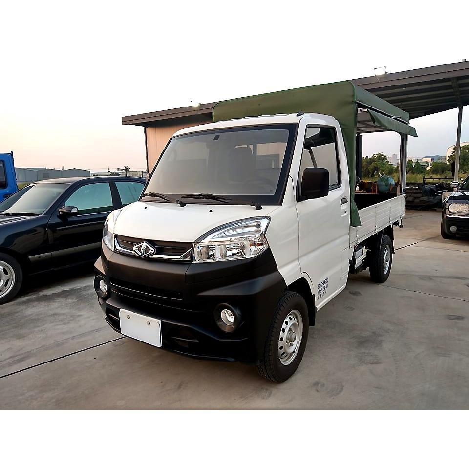 MITSUBISHI VERYCA A190 貨車 ✅自排 正2020 A190 附加帆布 原廠保固中 定速 快撥