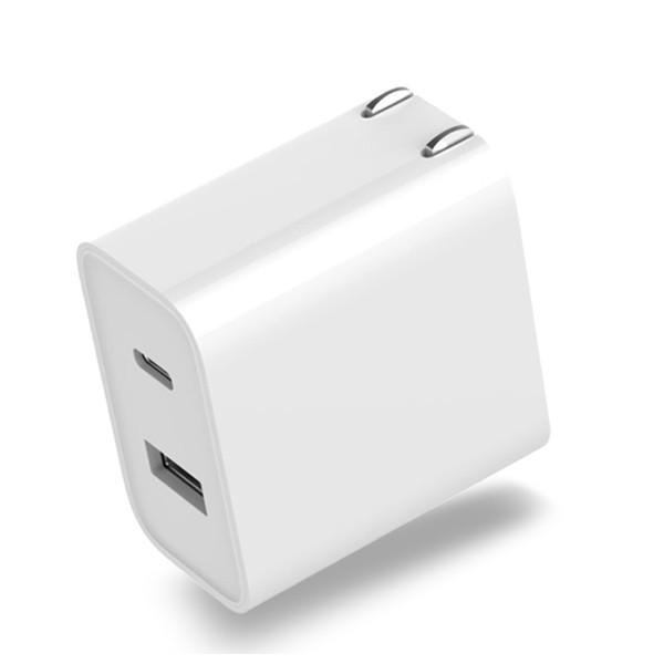 小米USB充電器30W快充版(Type A+C) 雙USB孔 雙孔 安卓 iOS Type-C 現貨 當天出貨 刀鋒