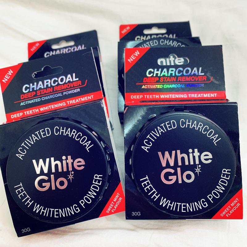White Glo活性碳美白呀粉