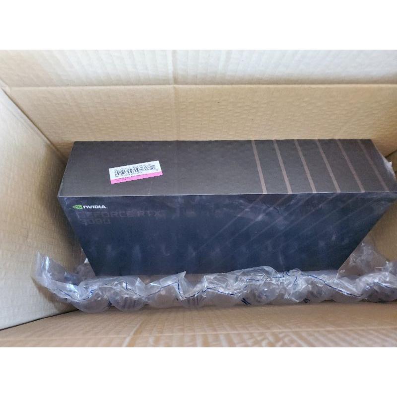 售 現貨全新未拆 NVIDIA GeForce RTX 3090 Founders Edition 顯示卡 創始版 FE