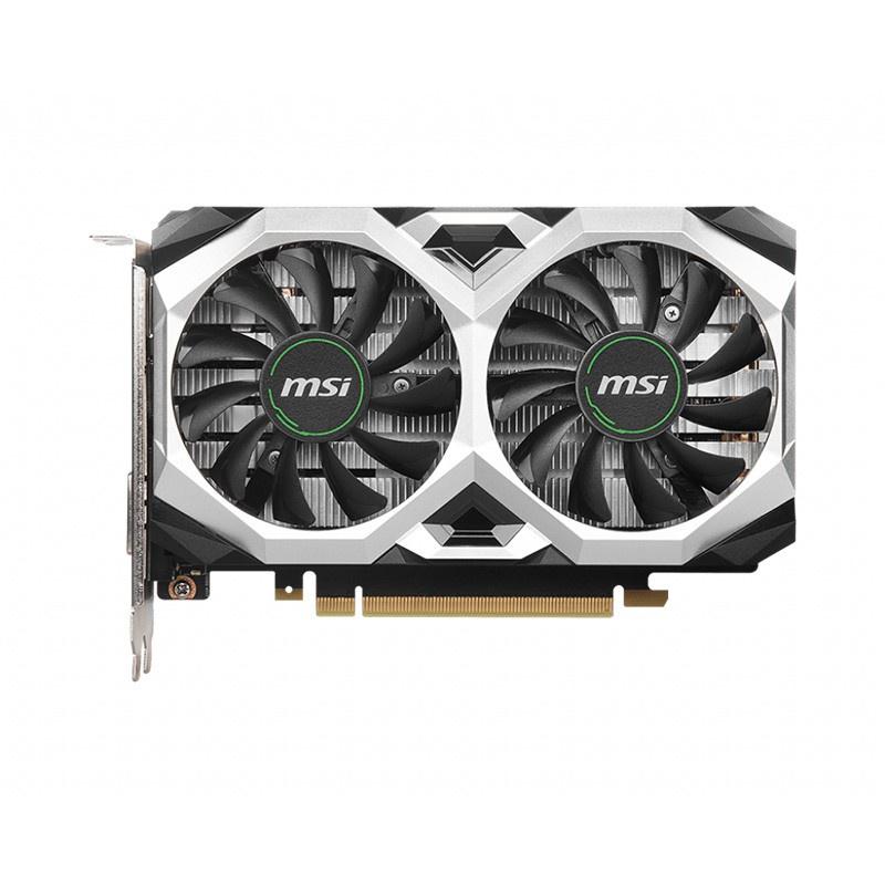 現貨新品/可到付優選微星GTX1650/1650SUPER萬圖師4G電腦1050ti 1650s遊戲獨立顯卡