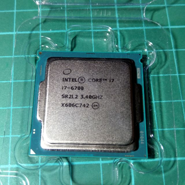 INTEL CORE i7-6700 3.40 GHZ LGA 1151 CPU