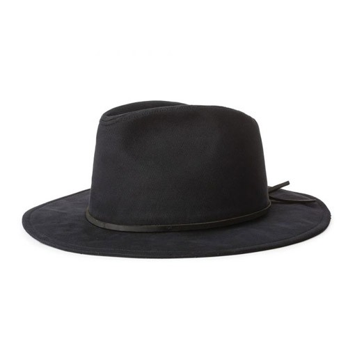 Brixton Wesley Cotton Fedora 紳士帽《Jimi Skate Shop》
