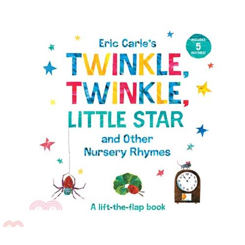 Twinkle, Twinkle, Little Star and Other Nursery【三民網路書店】[79折]