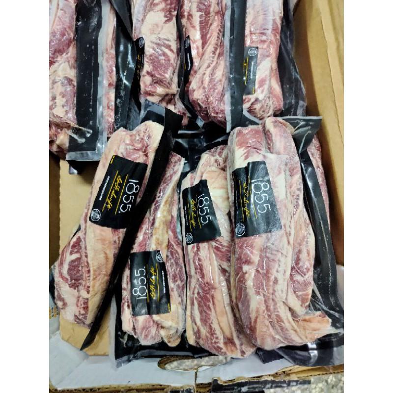 1855安格斯 黑牛 牛肋條 牛腩 牛肉 紅燒 清燉 咖哩 羅宋 乾煎 燒烤 燒肉 烤肉 油炸 汽炸 新鮮 鮮嫩