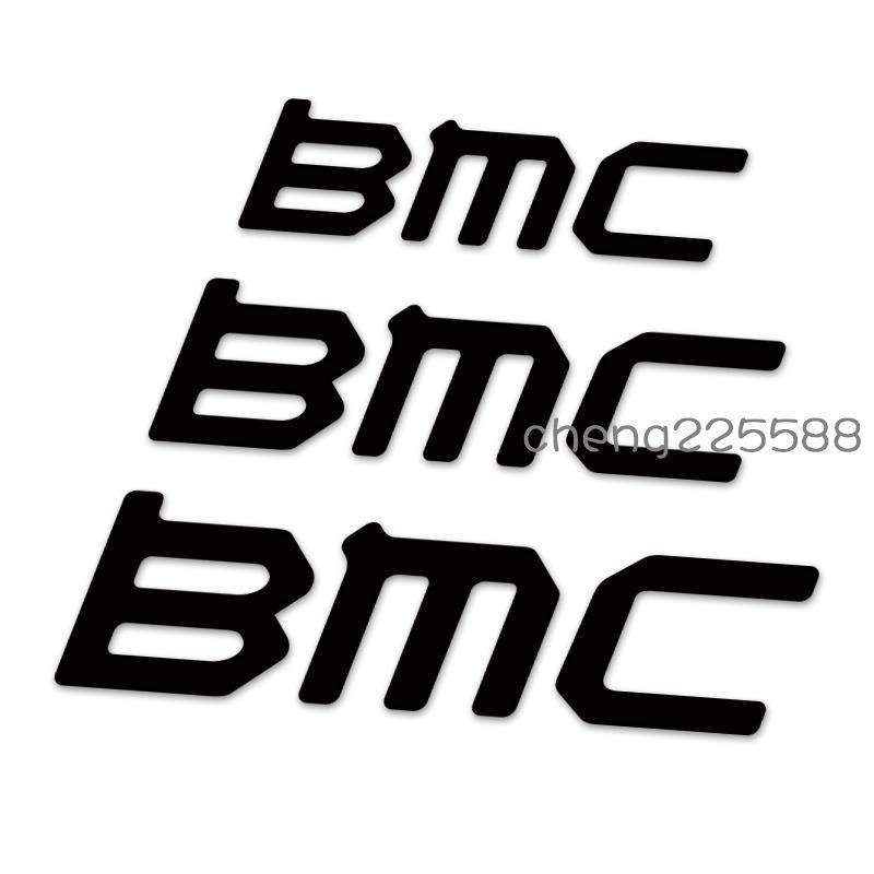 🏣⛳BMC logo貼紙公路車山地車架單車貼前叉座管座桿把立把橫頭盔貼紙