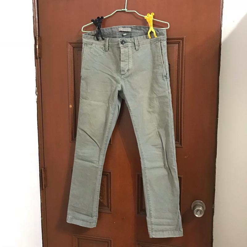 Banana republic 牛仔褲 長褲