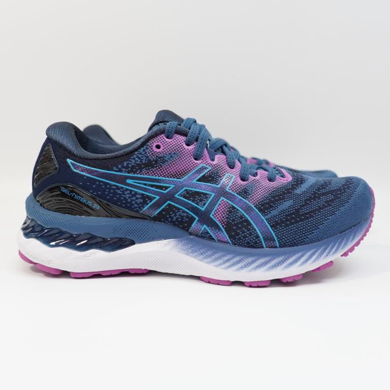 ASICS GEL-NIMBUS 23 WIDE D楦 女生款 寬楦 慢跑鞋 1012A884-402 亞瑟士 運動鞋