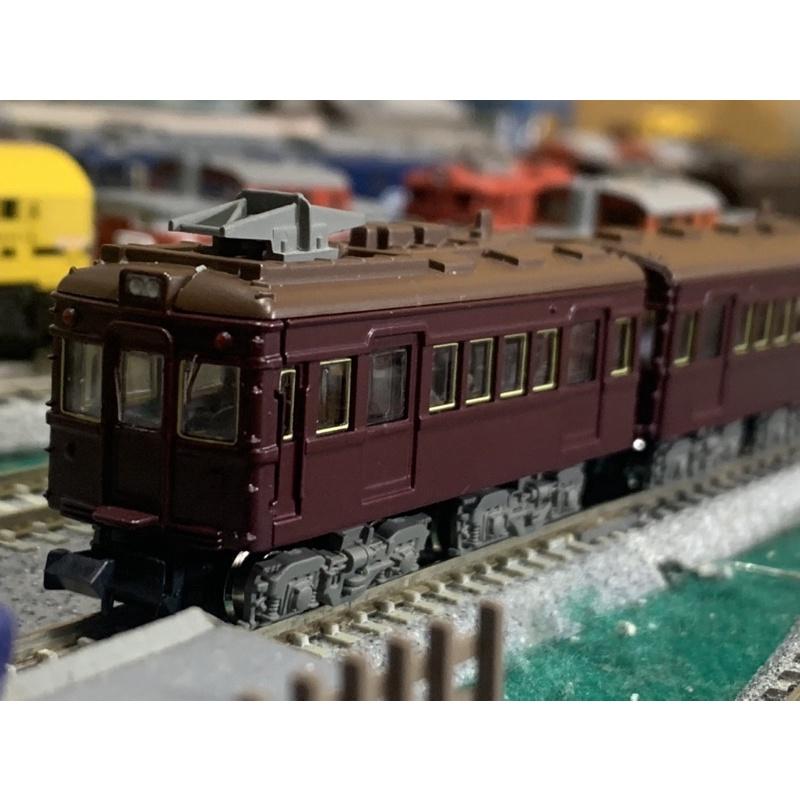 Bandai  B train 電車兩輛組