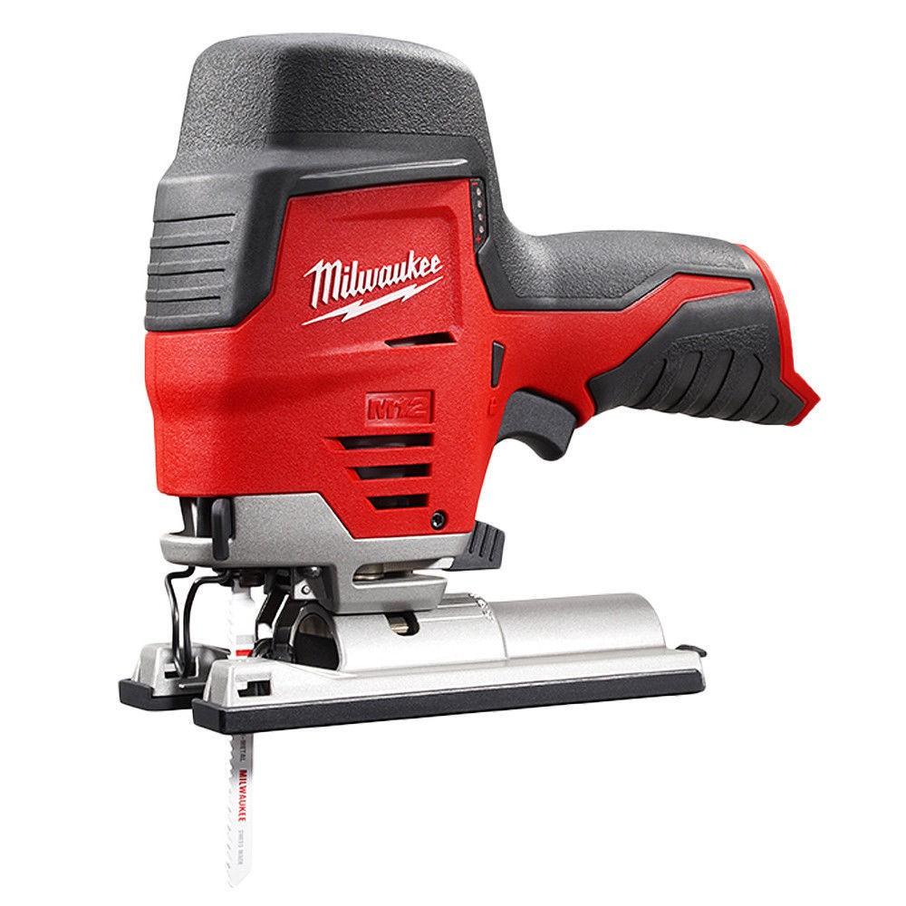 【米沃奇福利社】 Milwaukee M12 2445 M12 JS-0 線鋸機 12V曲線鋸 木板曲線切割 tool
