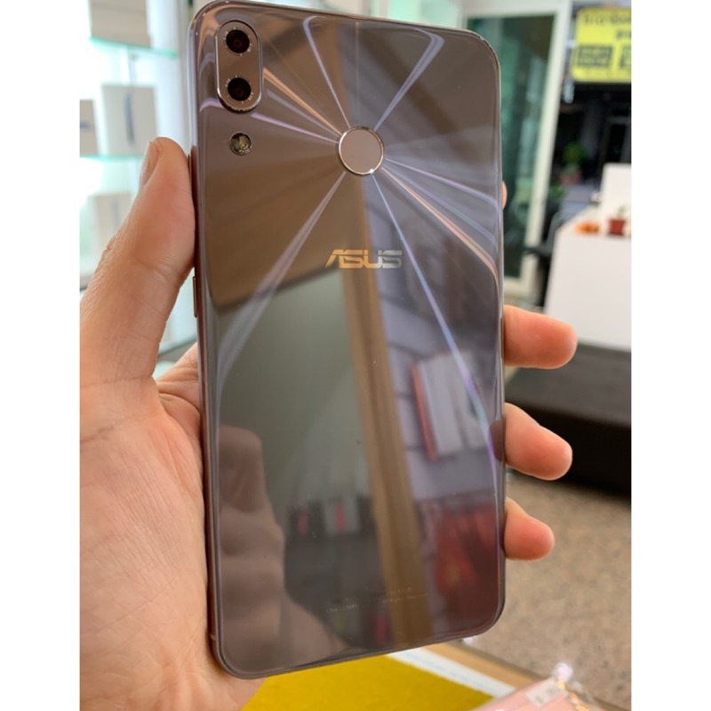 SK斯肯手機 android  二手 Asus ZenFone 5Z 128G  高雄店面含稅開發票 保固7