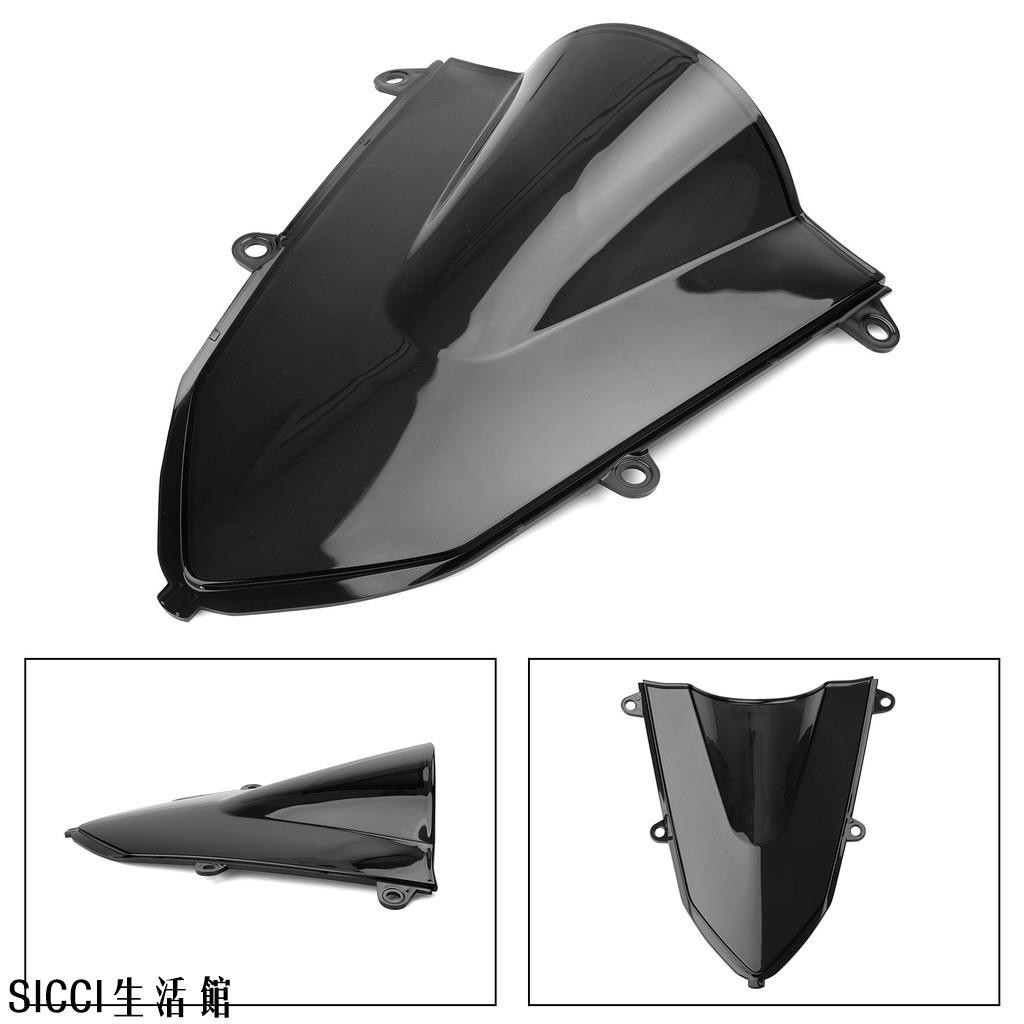 SICCI 422適用於本田CBR500R CBR 500 R 2019的ABS塑料摩托車擋風玻璃