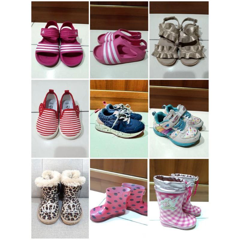 全新/二手 女童 雨鞋 涼鞋 球鞋 靴子 moonstar IFME zara adidas