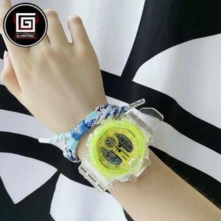 Casio 卡西歐 G-SHOCK 冰靭限量系列 電子錶 運動手錶 男女手錶 GA-400SK-1A9PS 桃園市