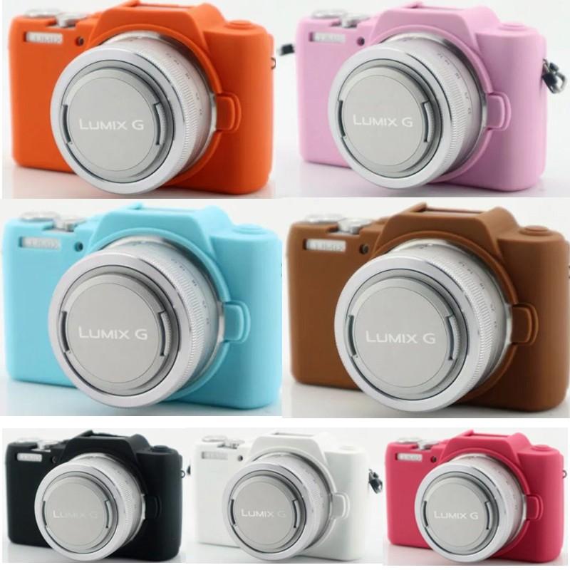 松下 相機包硅膠套 DMC-GF8 GF7 DMC-GF9 GF10 LX10相機套 保護套 內膽包 硅膠套 相機包 配