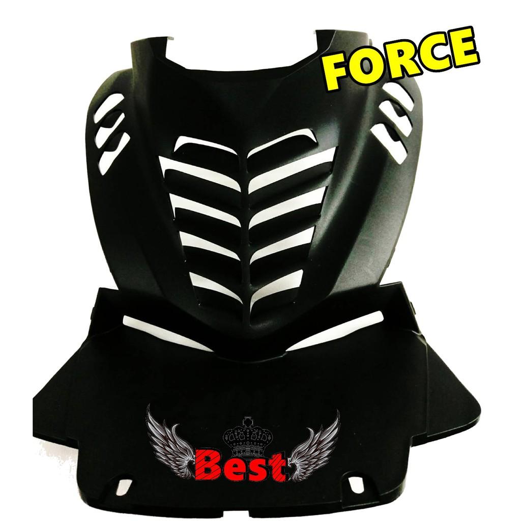 Best部品 FORCE前胸蓋 導流 胸蓋 前胸蓋 導流前胸蓋 切割胸蓋 直上 FORCE